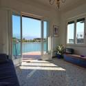 Ferienwohnung Ligurien - Wohnküche mit Schlafsofa