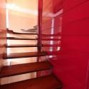Ferienhaus Camaiore - die Treppre zu den oberen Etagen