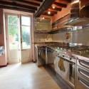 Ferienhaus Camaiore - Küche im EG