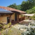 Ferienwohnunge Fonte di Sopra - die Terrasse