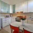 Ligurien Ferienwohnung - die moderne Küche