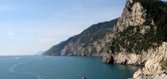 Steilküste bei Portovenere