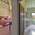 Ferienvilla Fortuna - Schlafzimmer Nr. 1 mit Privatbad