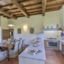 Ferienvilla Fortuna - die große Küche mit Essplatz