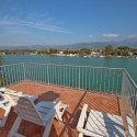 Ligurien Ferienwohnung 4 Personen mit Blick auf den Fluss Magra