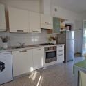 Ligurien Ferienwohnung - moderne Einbauküchenzeile