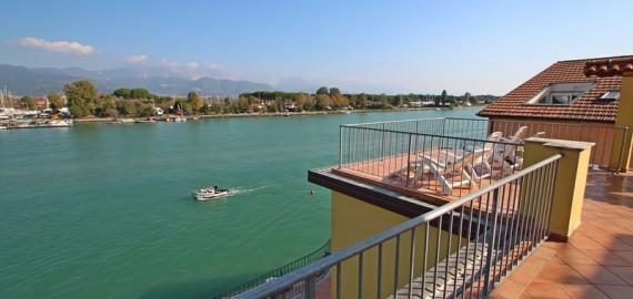 Ligurien Ferienwohnung mit herrlichem Ausblick