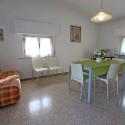 Ligurien Ferienwohnung - die Wohnküche