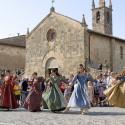 Festa Medievale in Monsummano Terme, Toskana