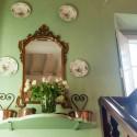 Villa Azzurra - liebevolle Wohnaccessoires schmücken das Haus
