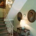 Villa Azzurra - Treppe ins 2. Obergeschoss