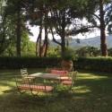 Villa Azzurra - der weitläufige Garten