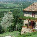 Ferienhaus Cortona, Lage