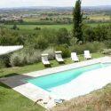 Ferienhaus Cortona, Swimmingpool