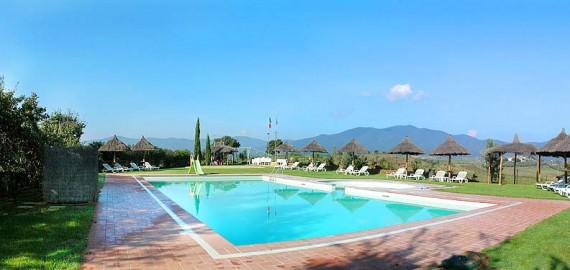 Ferienwohnungen in der Residenza Ponti di Badia