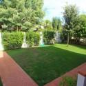 Ferienhaus mit komplett eingezäuntem Garten