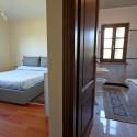 Schlafzimmer mit Privatbad in der 1. Etage