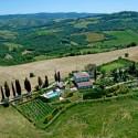 Villa Colombaiolo im Süden der Toskana