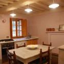 Landhaus Capannori - Küche mit Essplatz
