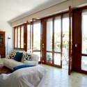 Villa Il Pescatore - lichtdurchfluteter Wohnraum