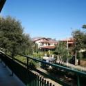 Villa Il Pescatore - die Aussicht von der 1. Etage