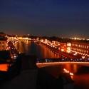 Lichterfest in Pisa im September