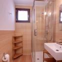 Ferienhaus Rocchette Sabbia - Bad mit Dusche