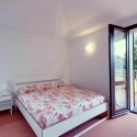 Schlafzimmer Nr. 1 mit Balkon
