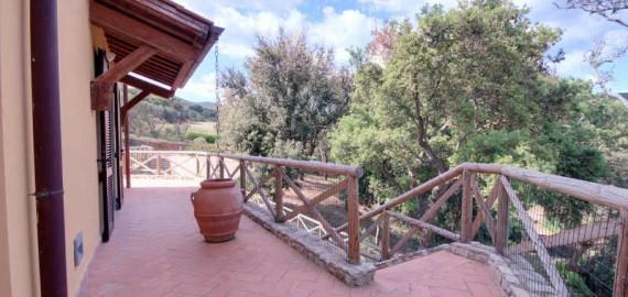 Ferienhaus Rocchette Sabbia - Eingangsbereich