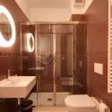 Ferienwohnung Scoglio - modernes Bad mit Dusche