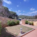 Ferienwohnung Scoglio - Garten am Eingangsbereich