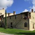 Toskana Landhaus Val d'Orcia zu  für
