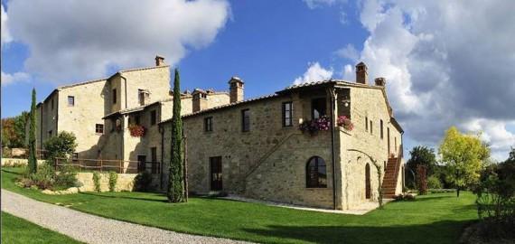 Toskana Landhaus Val d'Orcia