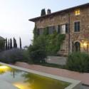 Grosses Toskana Landhaus La Pieve zu  für