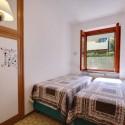 Villetta Fria - das Zweibettzimmer