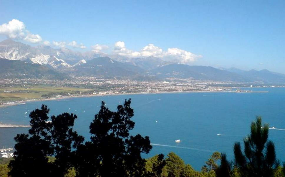 Toskana Nordküste - Versilia