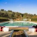 Der gemeinschaftliche Swimmingpool