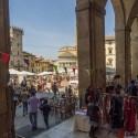 Antiquitätenmarkt Arezzo