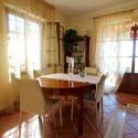 Ferienhaus Strettoia - Wohnzimmer mit Essplatz im EG