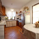 Ferienhaus Strettoia - Küche im EG