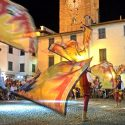 Folklorefest in der Toskana