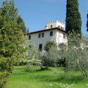 Ferienwohnung Florenz in Villa Sestini, Aussenansicht
