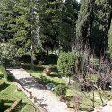 Ferienwohnung Florenz in Villa Sestini, Gartenansicht