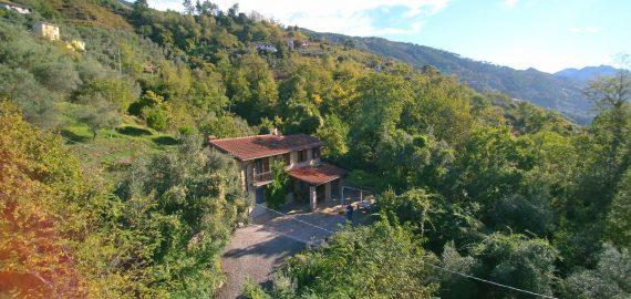 Toskana Ferienhaus 5 Personen in ruhiger Hügellage