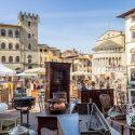 Toskana Veranstaltung im September: Antiquitätenmarkt in Arezzo