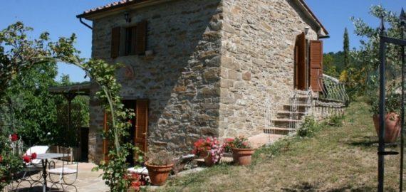 Ferienhaus Casa Romantica in ruhiger Alleinlage