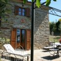 Ferienhaus Casa Romantica, möblierte Terrasse