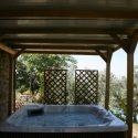 Ferienhaus Casa Romantica mit überdachtem Whirlpool