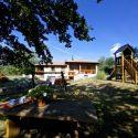 Casentino Landhaus Heidi, Garten