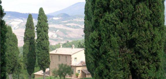 Landhaus Macetona im Val di Chiana